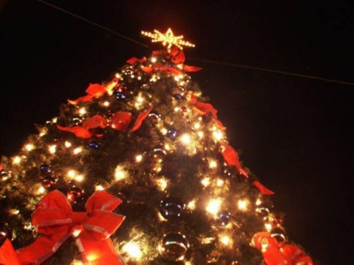 Kennedy Plaza Christmas Tree Lighting 2020 Long Beach Kicks Off Holidays With Tree Lighting | Long Beach, NY