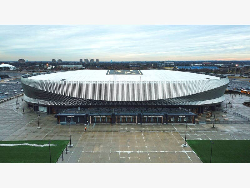 New York Open To Return To Nassau Coliseum In 2019 Garden City Ny