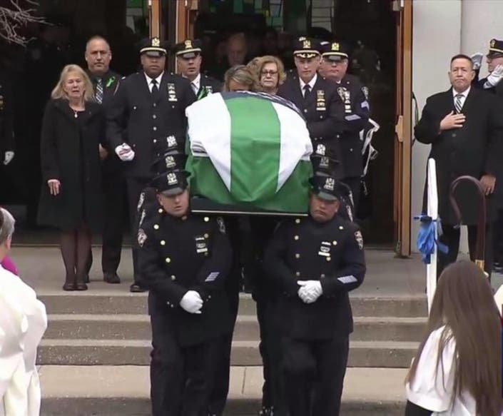Thousands Mourn Slain NYPD Cop: The Patch Week In Review
