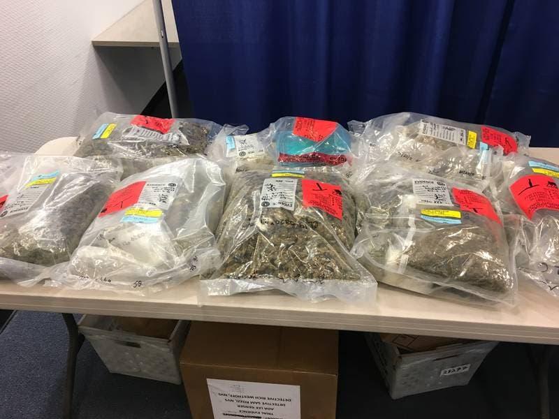 14 Charged In Takedown Of Nassau Drug Trafficking Ring: DA