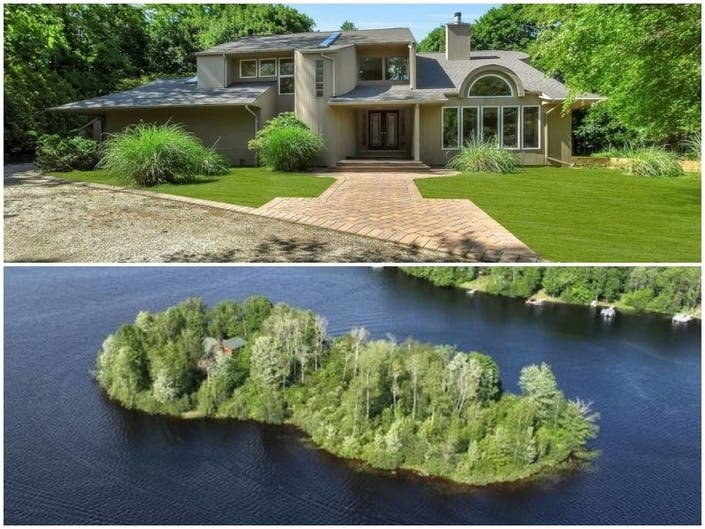 Long Island Home Or Private Island? You Choose.
