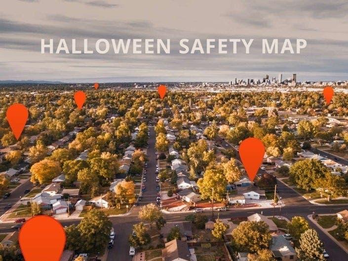 Massapequa 2019 Halloween Sex Offender Safety Map