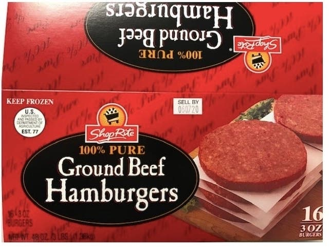 Contaminated Beef Recalled From NY ShopRites, Other Stores