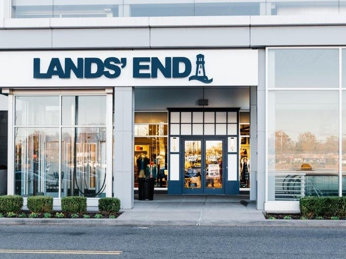 Lands' End is opening its first Long Island store at The Gallery at Westbury Plaza in Garden City.