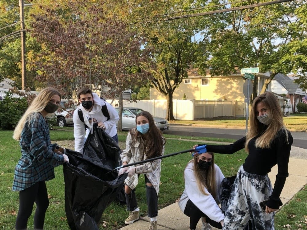Bellmore-Merrick Students Clean Up Streets To Shores