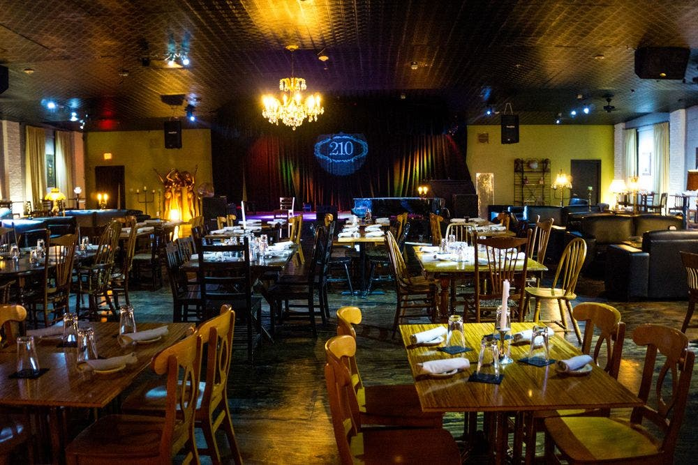 Head To 210 Restaurant Live Music Lounge In Highwood For