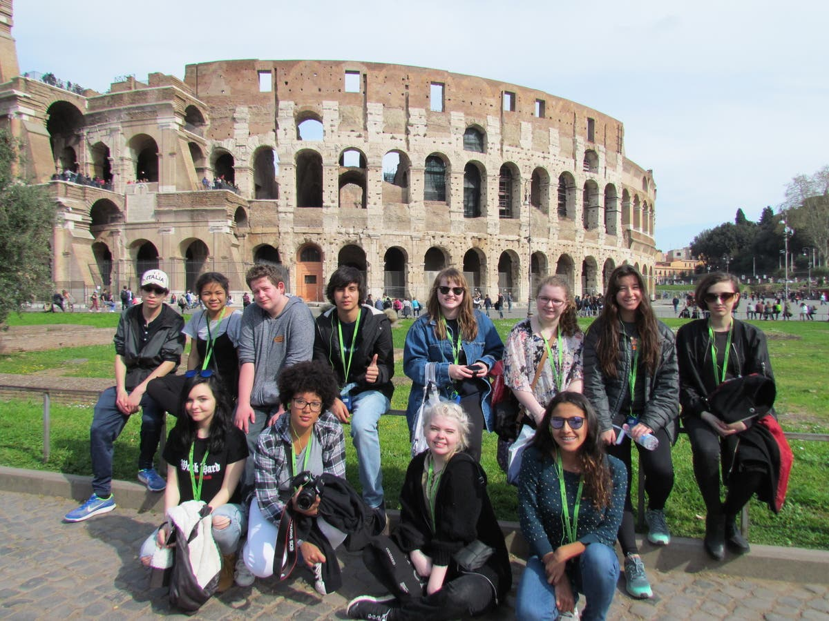 Travel Abroad with these K12-Powered Students! | Washington