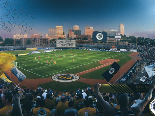 Nashville SC To Play First Season At First Tennessee | Nashville, TN ...