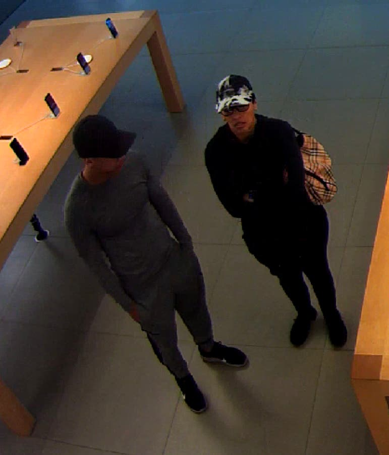 Crooks Rack Up 4000 On Stolen Credit Cards At Apple Store Fpd