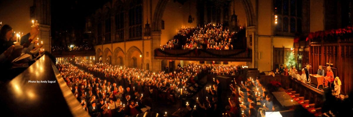 Christmas Services at Bryn Mawr Presbyterian Church | Bryn Mawr