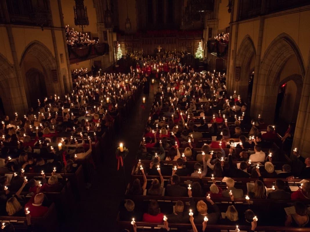 Christmas Eve Services at Bryn Mawr Presbyterian Church | Bryn