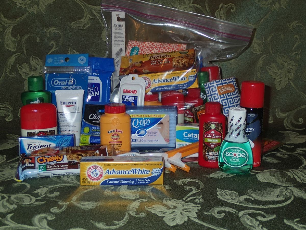 Heart N Hands Mission Is Collecting Blessing Bags For The Homeless And Working Poor In New Jersey