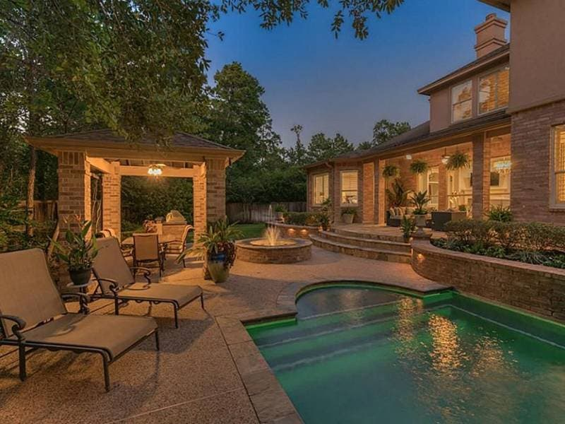 Charmant Houstonu0027s Real Estate Round Up: Top 5 Backyard Paradise Homes | Houston, TX  Patch