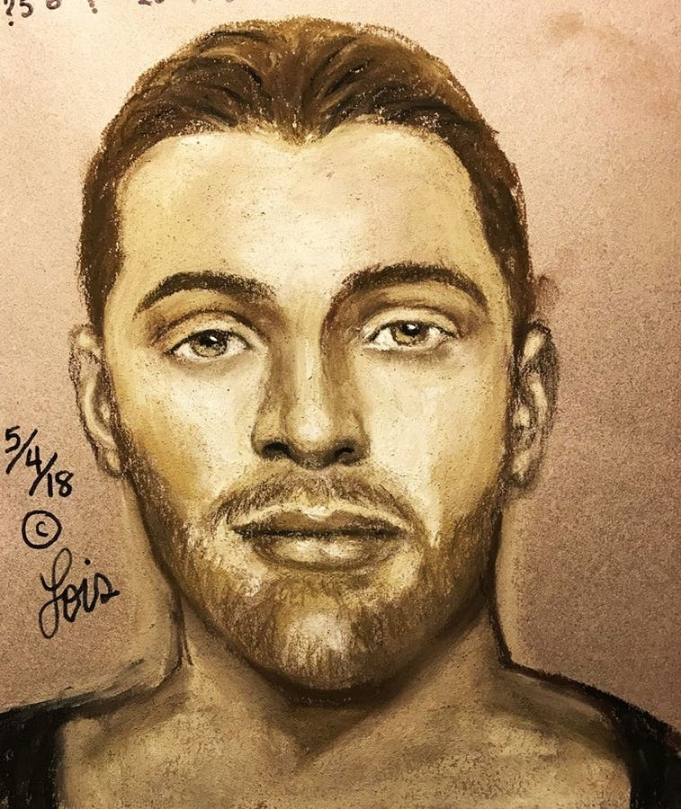 La Porte Police Release Sketch From Sexual Assault