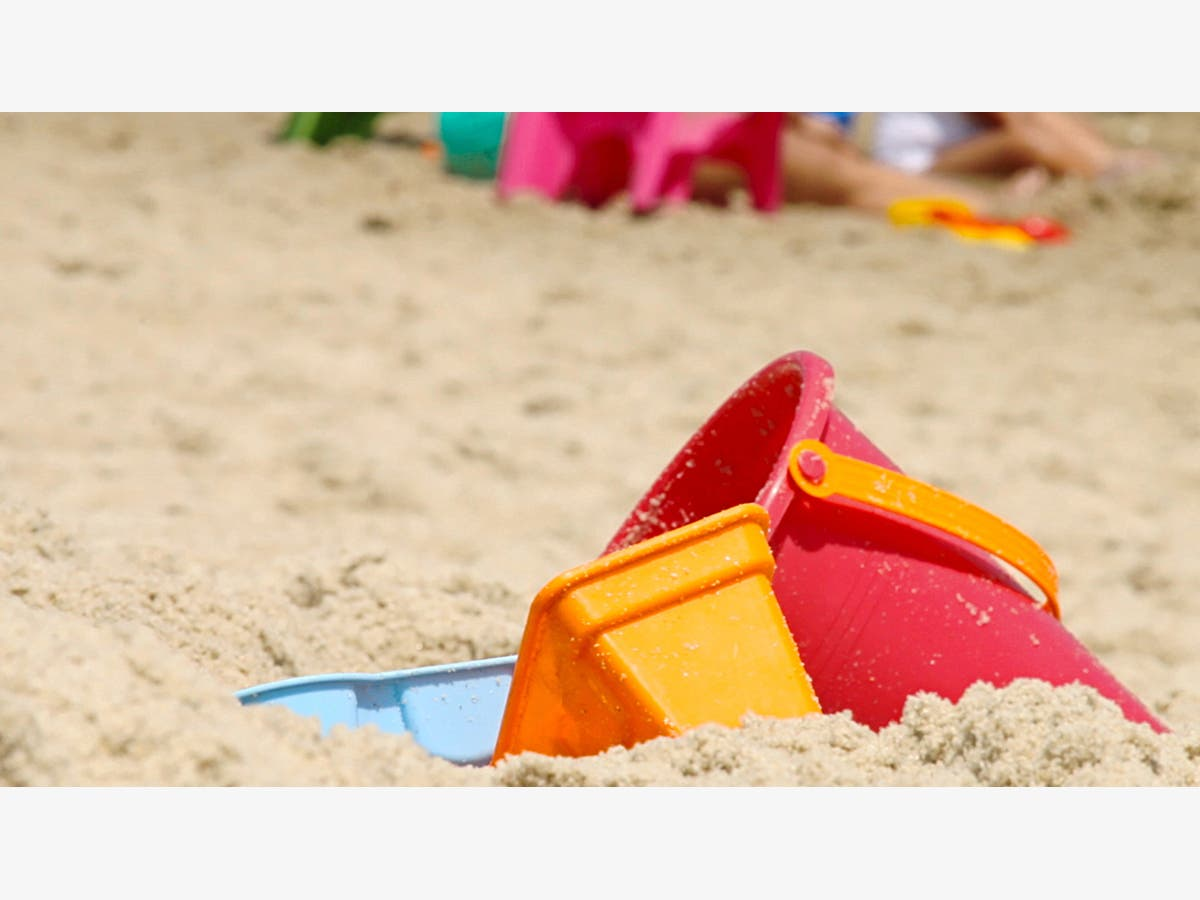 High Levels Of Fecal Bacteria Found At Some Texas Beaches
