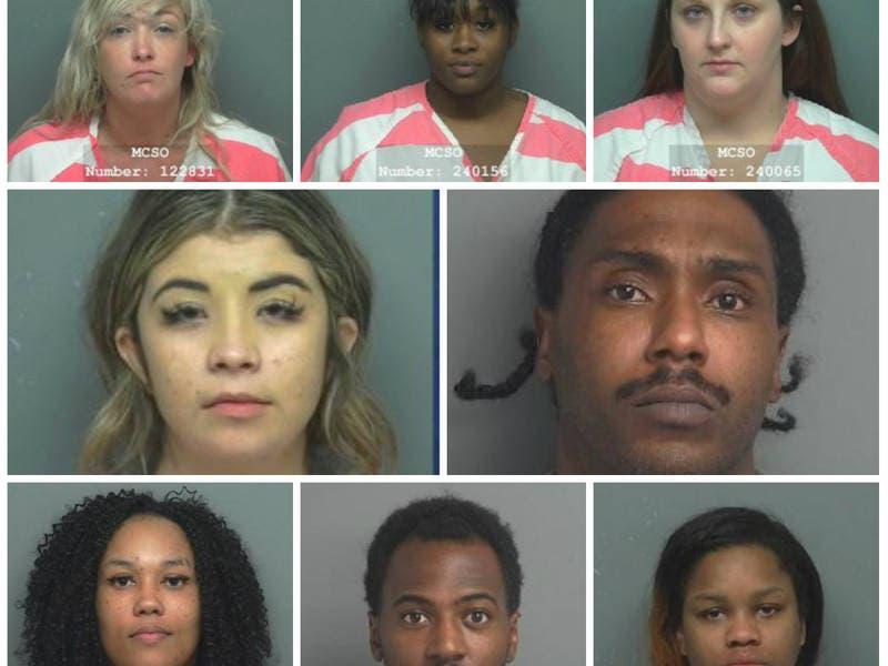 75 Arrested In 2 Week Operation Targeting Sex Trafficking