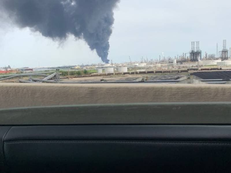 2 Separate Lawsuits Filed In Deer Park Chemical Plant Fire