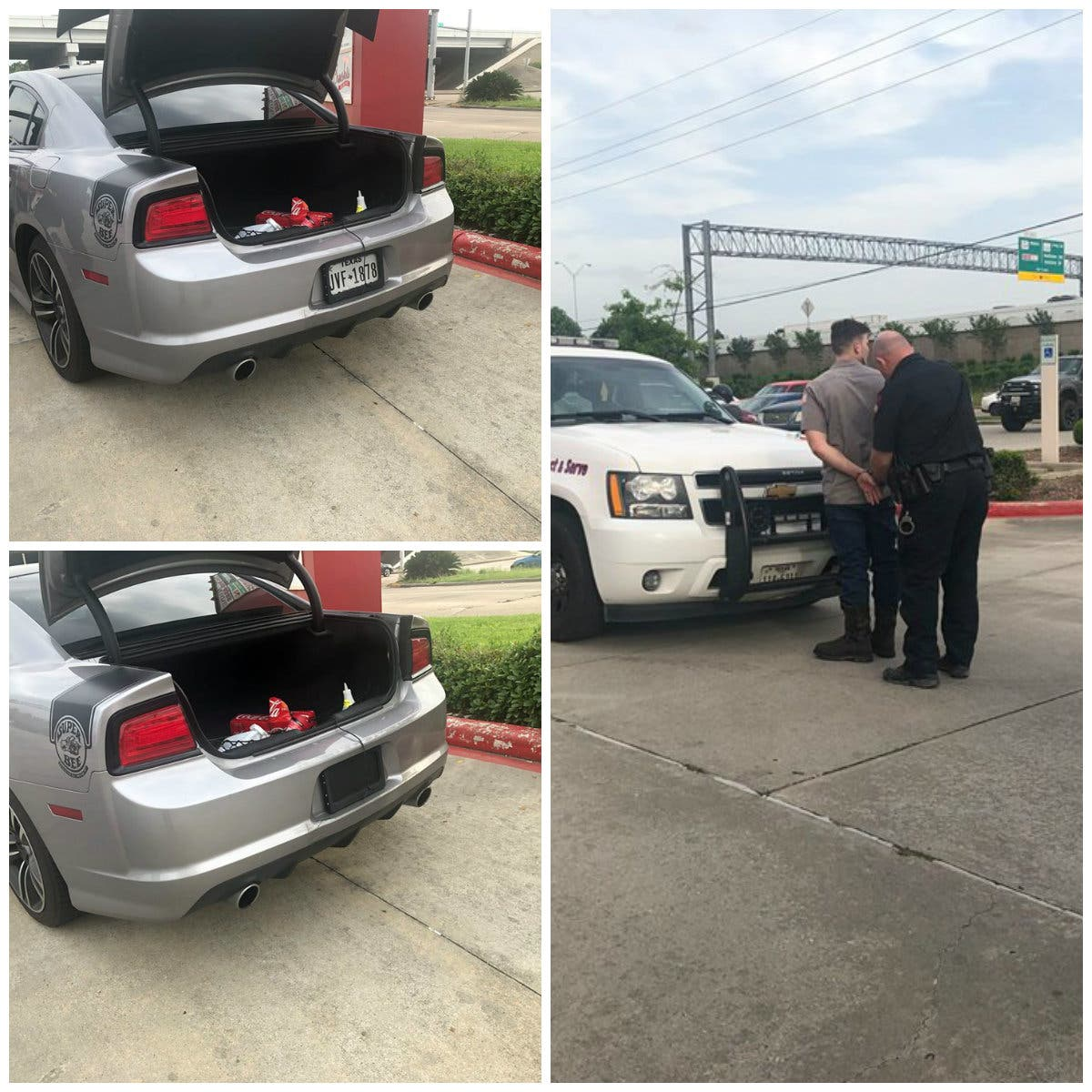 Man Uses License Plate Flipper To Avoid Toll Charges | Spring, TX Patch