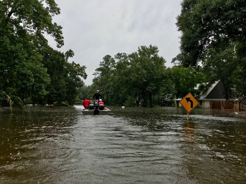 The Woodlands Texas Flooding >> Torrential Rains Cause Flooding In Humble Kingwood Humble Tx Patch