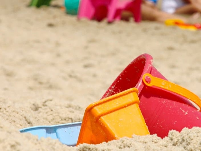High Fecal Bacteria Levels At Texas Beaches This Memorial Day