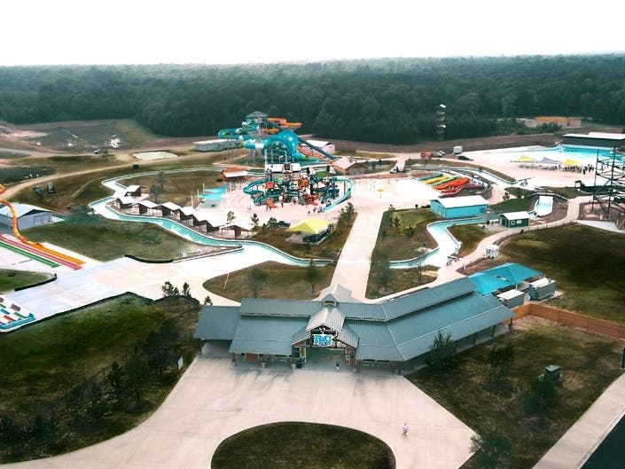 Big Rivers Waterpark & Adventures At Grand Texas Opens Saturday
