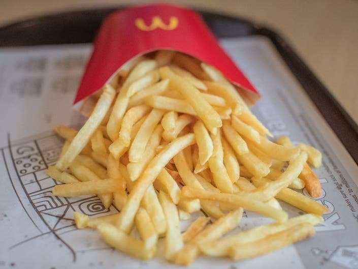 Flipboard: Latest Apple Pay promotion offers free fries at