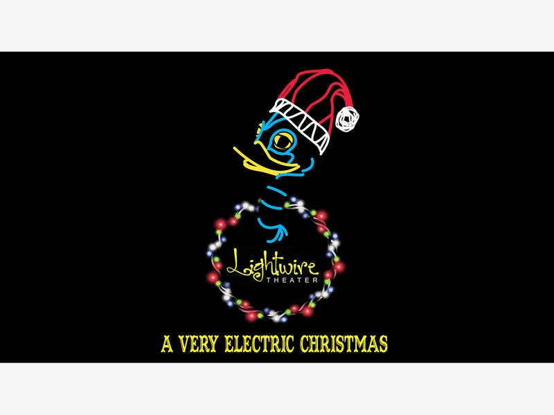 A Very Electric Christmas.A Very Electric Christmas A Delight For All Ages Toms