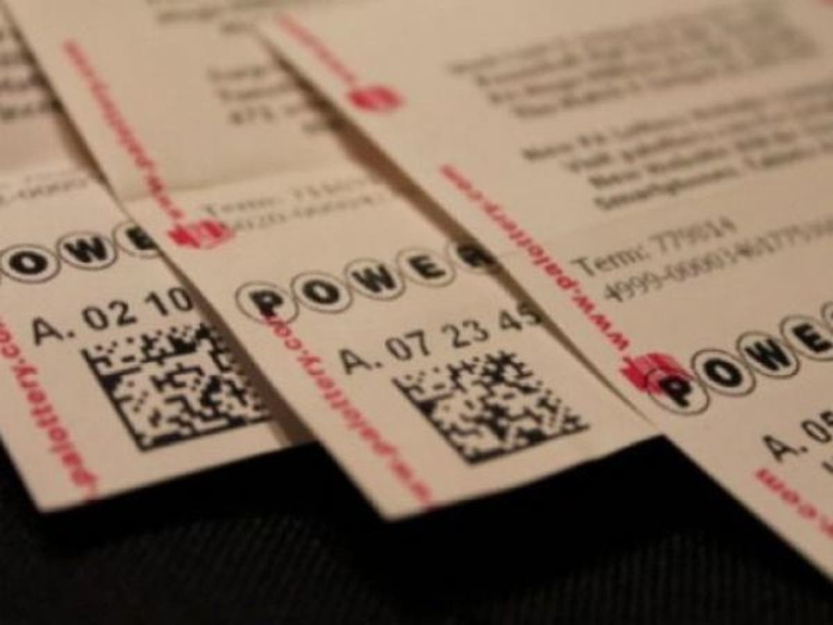 Did You Buy A Powerball Ticket For Saturday's Drawing