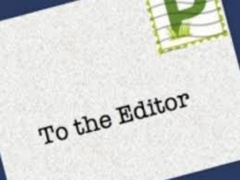 Letter To The Editor: Domestic Violence & Gun Control