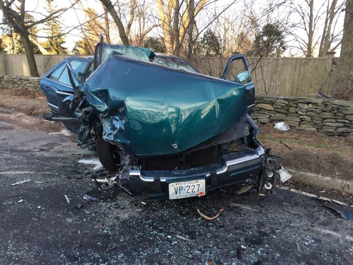 Portsmouth: Crash Monday Afternoon | Portsmouth, RI Patch