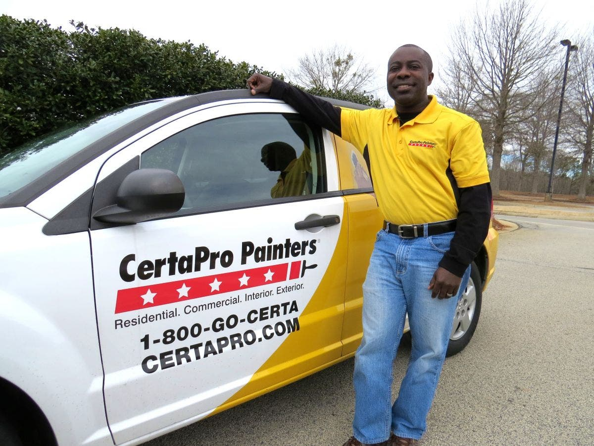 From The Foxhole To CertaPro Painters, Army Veteran Sees