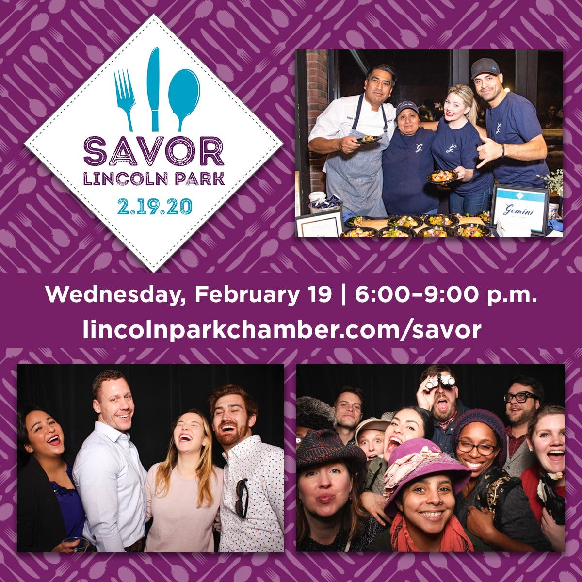 Image result for Savor Lincoln Park in Chicago