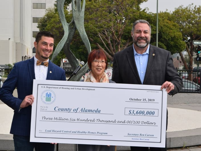 Alameda County Receives $3.6M To Fight Child Lead Exposure