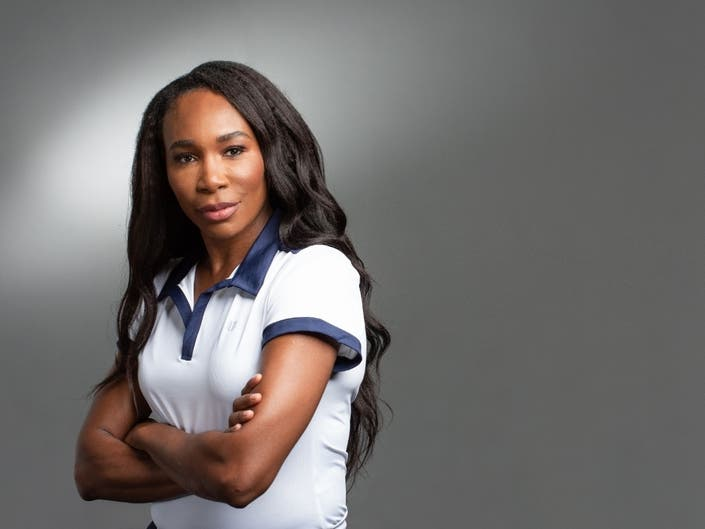 This September Venus Williams Stars in New Rheumatic Disease