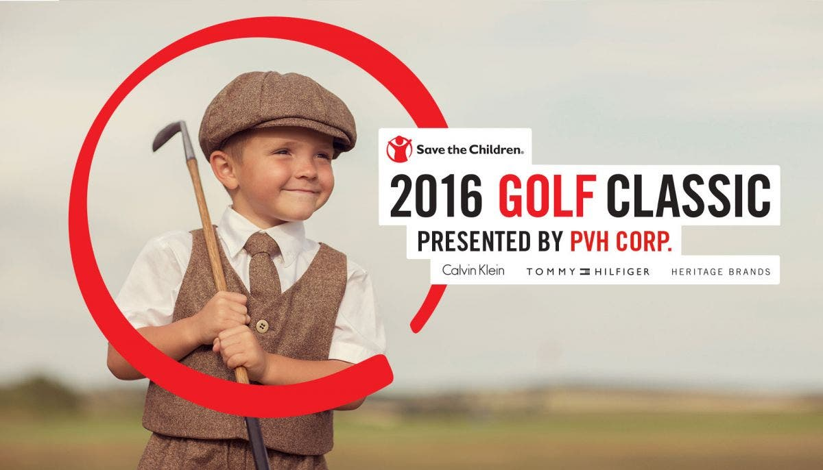 Save the Children to Tee Up Brighter Future for Kids Sept