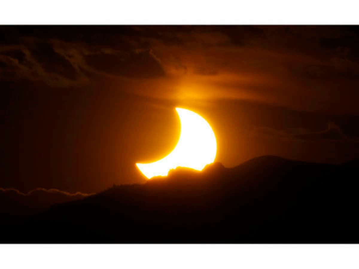 Solar Eclipse Party Hosted By Astronomers In Jenny Jump