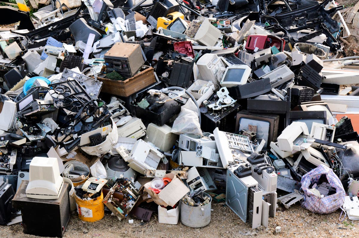 Hazardous Waste And Electronics Disposal This Weekend In