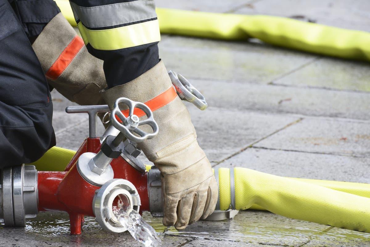 Christmas Fire Destroys Parsippany Home | Parsippany, NJ Patch