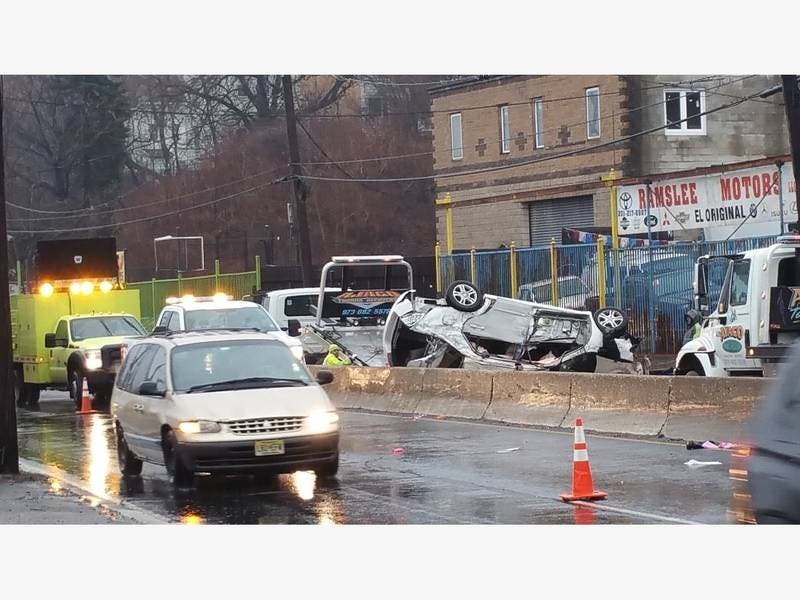 Victims ID'd In Double Fatal Crash In Jersey City | Jersey
