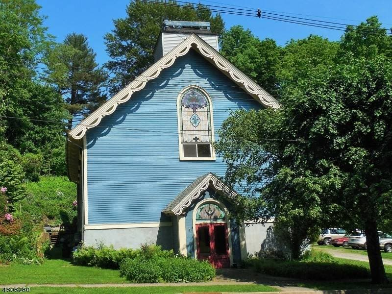 Historic North Jersey Church Converted In Apartments For ...