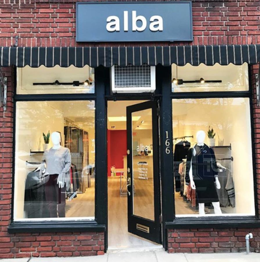 newest dd1f5 7a640 Alba Opens First Morristown Location | Morristown, NJ Patch