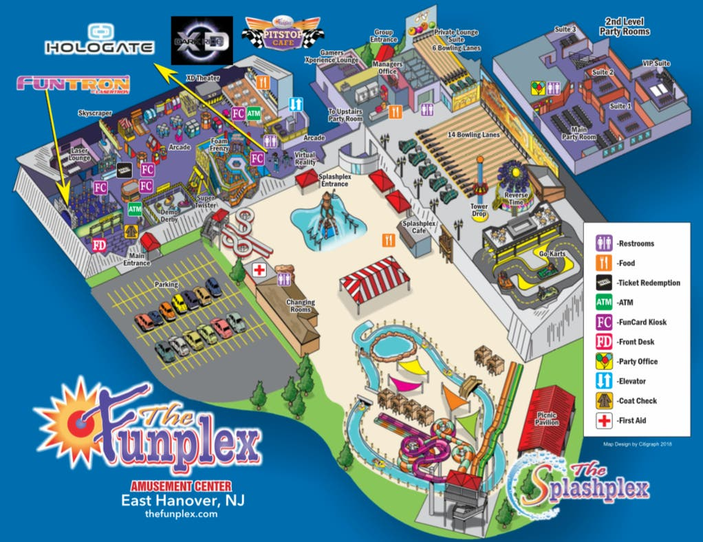Major Upgrades Coming To East Hanover Funplex