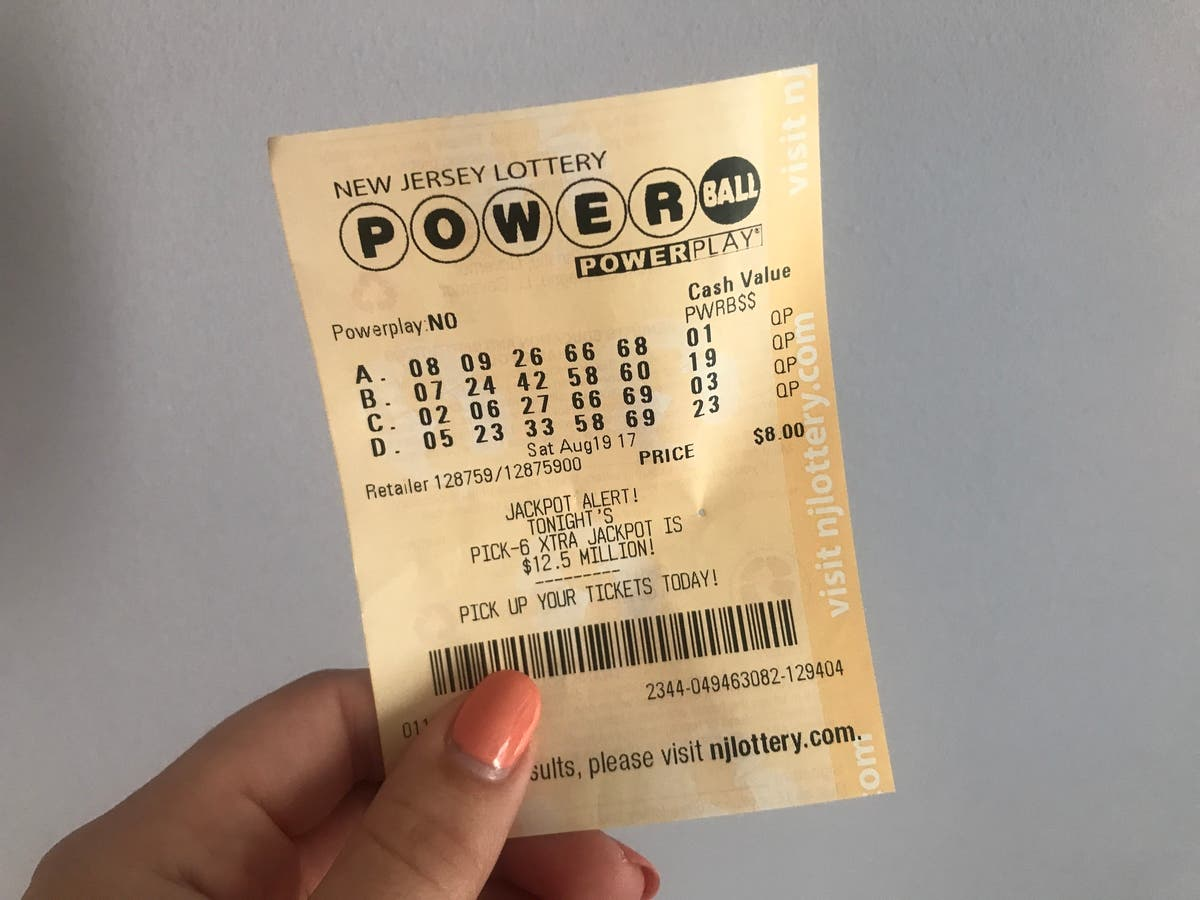 $1M Lottery Ticket Sold At Parsippany Convenience Store