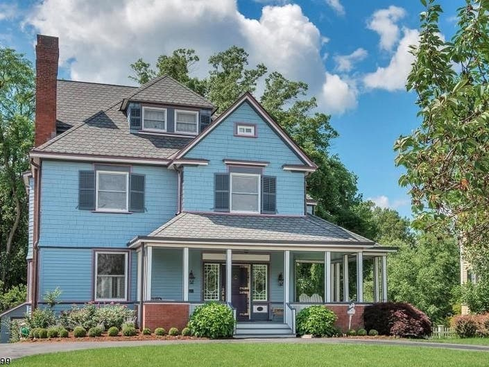 Dollhouse-Style Victorian Listed For $1.1M In Morristown