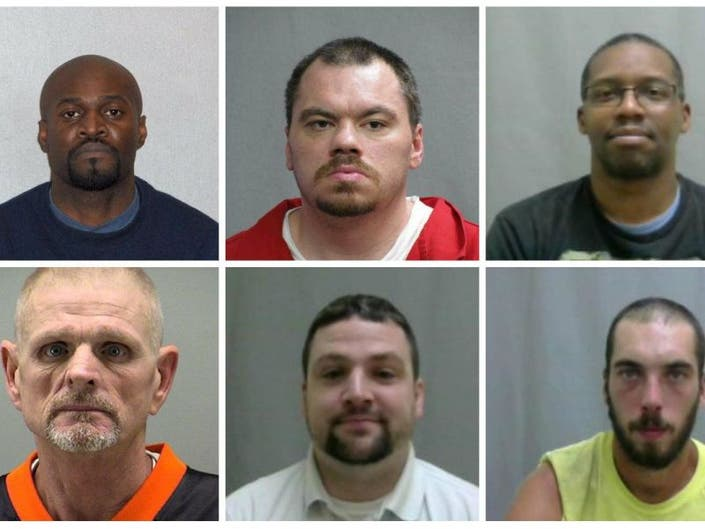 168 Registered Sex Offenders Missing in Ohio