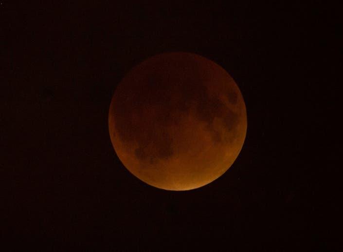 blood moon eclipse ohio - photo #16