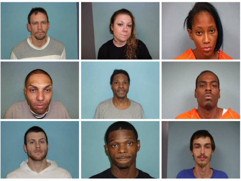 11 Wanted People In Strongsville