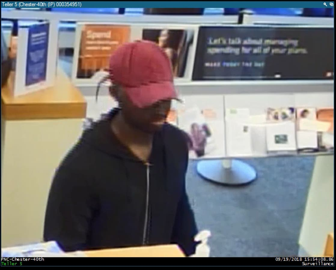 PNC Bank Robbed In Cleveland Wednesday Afternoon | Cleveland
