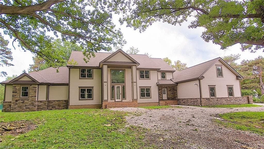 Massive New Home For Sale For $1 59 Million In Beachwood