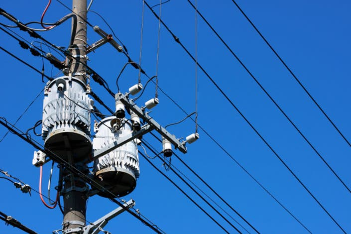 Snapped Utility Pole Caused Weekend Power Outages In Avon ...